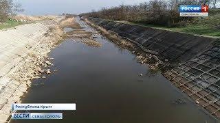 Грозит ли водная катастрофа Крыму?