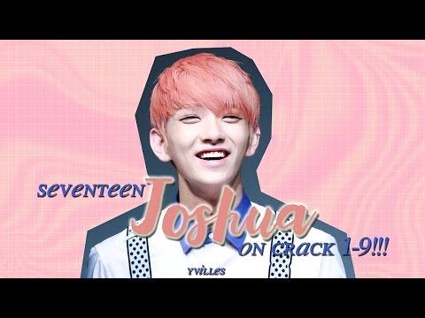 🎊 🎉 [SEVENTEEN] JOSHUA ON CRACK!!! #1-9!!! #LovelyJoshuaDay  #슈아의_스물두번째_겨울 🎉🎊