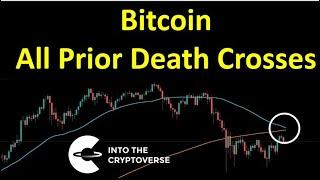 Bitcoin: All Prior Death Crosses