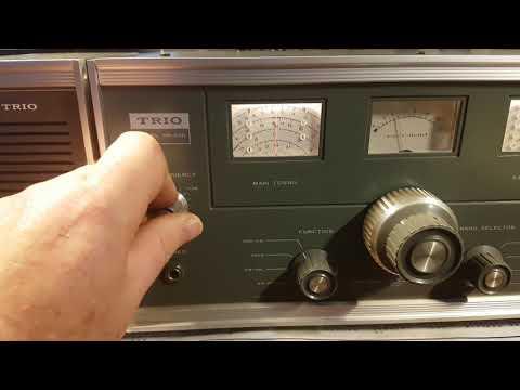 9r-59d Trio Hf Communications Receiver
