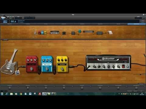 Программа для гитаристов Overloud TH 2