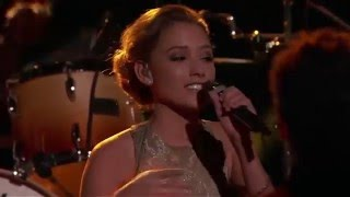 17-Year Old Emily Ann Roberts Sings Bill Whithers' Lean On Me - The Voice