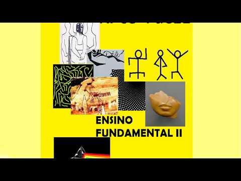 PROJETO ARTE FÁCIL  FUNDAMENTAL 2  VÍDEO 1
