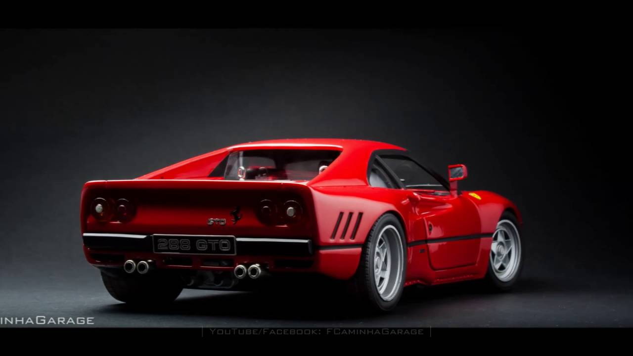 ferrari 288 gto fcaminhagarage 1 18 youtube. Black Bedroom Furniture Sets. Home Design Ideas
