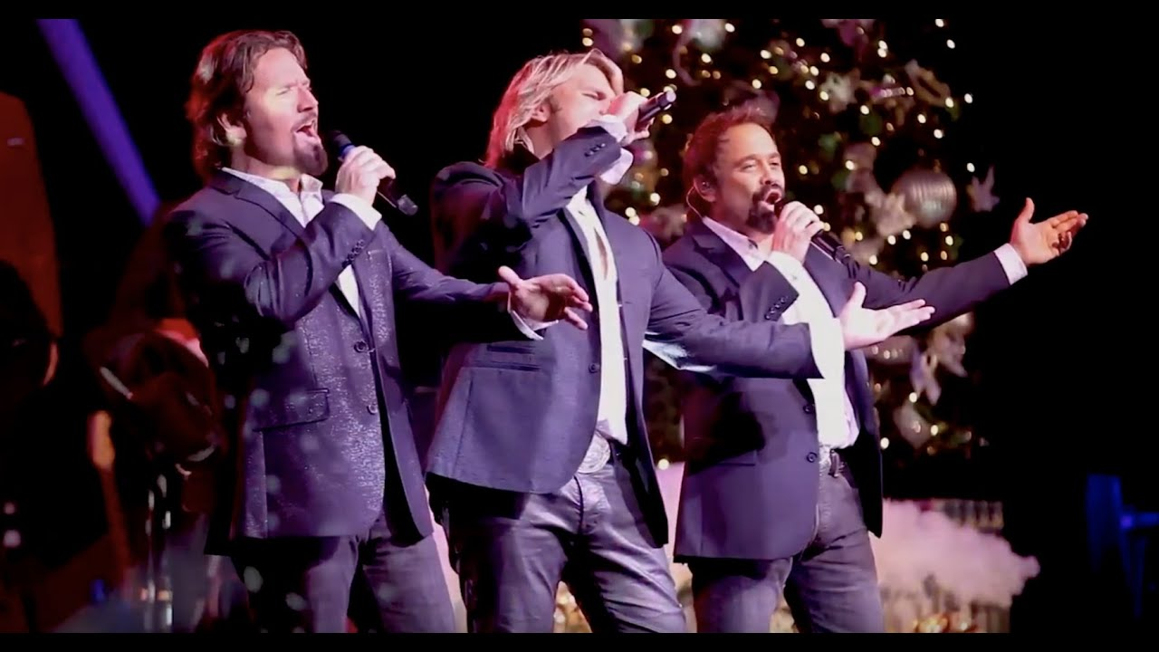 The Heart Of Christmas.The Texas Tenors Deep In The Heart Of Christmas Live In Concert