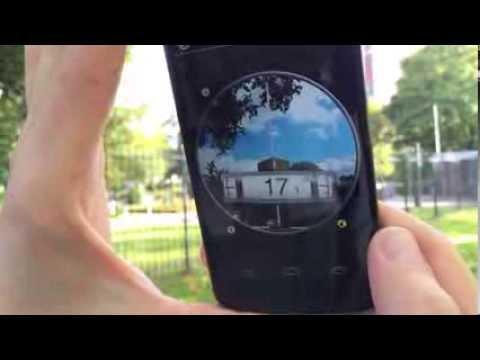 Clinometer Camera