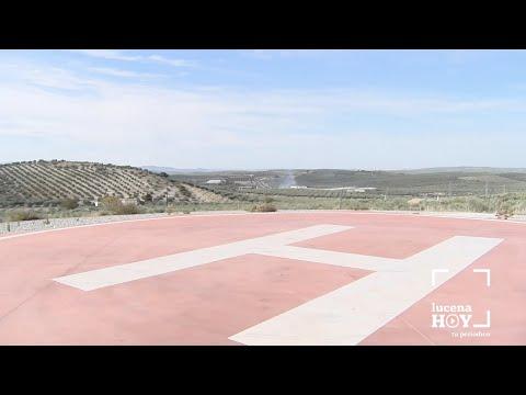 VÍDEO: Juan Pérez muestra dudas sobre la voluntad de la Junta de construir en Hospital de Lucena