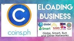 Paano: E-loading Business gamit si Coins.ph. Sobrang dali!