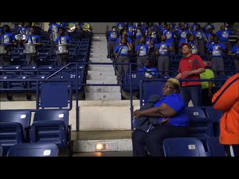Albany State MRSB @ Georgia Doom Arena Football Game - Let Your Mind Be Free  2018
