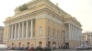 Всемирный день театра в Петербурге