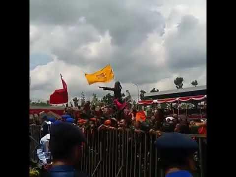 PSHT BERKIBAR .. TNI NKRI