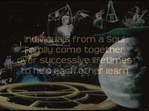 Soul Groups and Soul Families