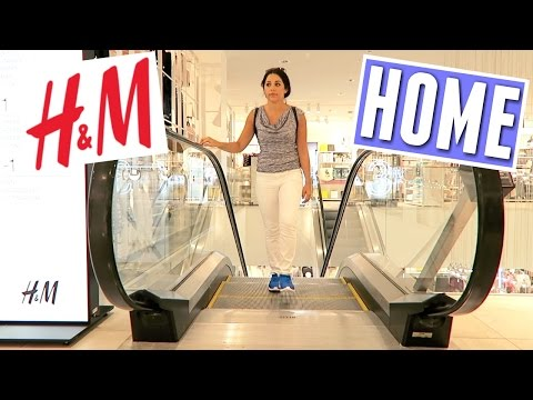 H&M HOME! SHOP WITH ME IN CHICAGO!