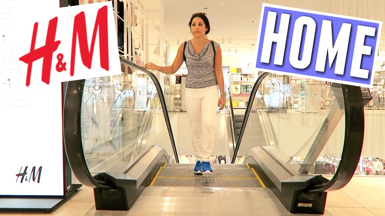 h m home shop with me in chicago youtube. Black Bedroom Furniture Sets. Home Design Ideas