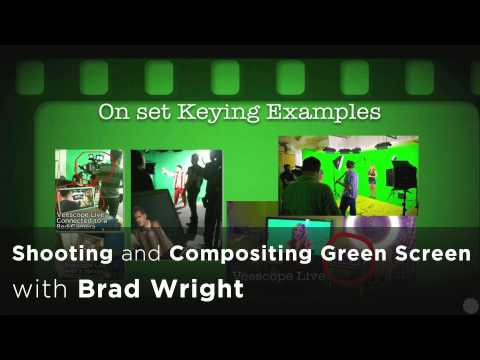 SNEAK PEEK: Shooting and Compositing Green Screen
