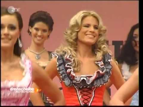 Miss Germany Wahl 2007 - YouTube