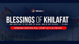 The Blessings of Khilafat