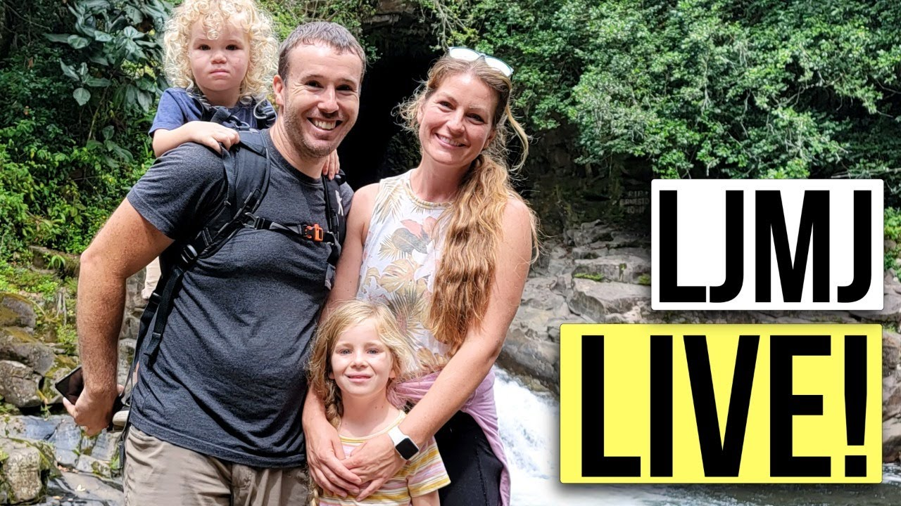 LJMJ Live from the RV!