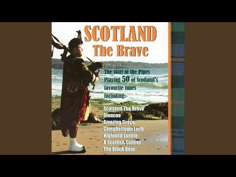 The Mist Covered Mountains / Molly Connell / The Shetland Reel, Glasgow City Police Pipers /...