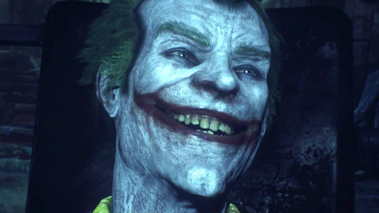 Batman: Arkham Knight - Playing as the Joker and Ending ...