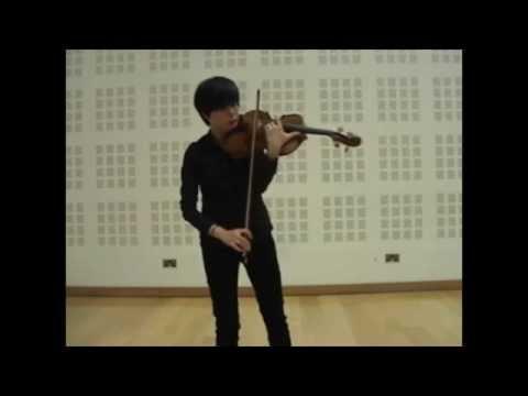 Benjamin Britten Op 72 First Suite - Wei Wan (Connie)