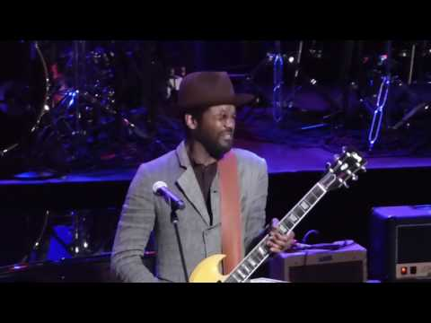 Love Rocks ft Gary Clark Jr. & William Bell Born Under A Bad Sign 3-9-17 Beacon Theatre, NYC