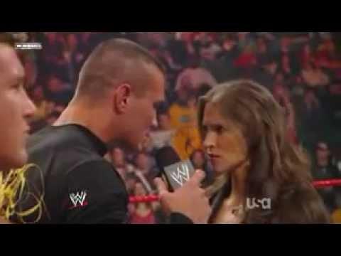 Randy Orton And Stephanie Mcmahon Randy Orton and Stephe...