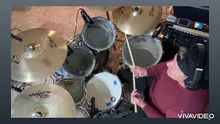 Look For It demo Drum Cam by Brian Sherman Band: JD and The Image