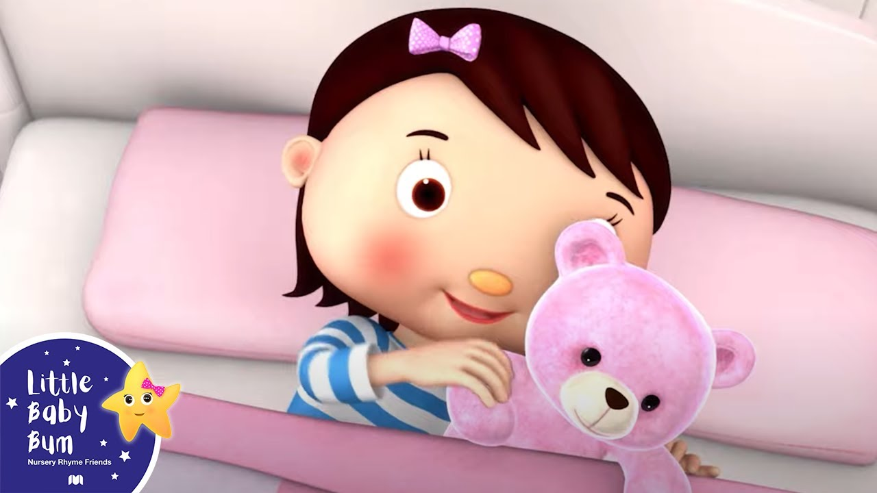 Teddy Bear Teddy Bear + MORE!   Best Baby Songs   Kids Cartoon   Nursery Rhymes   Little Baby Bum
