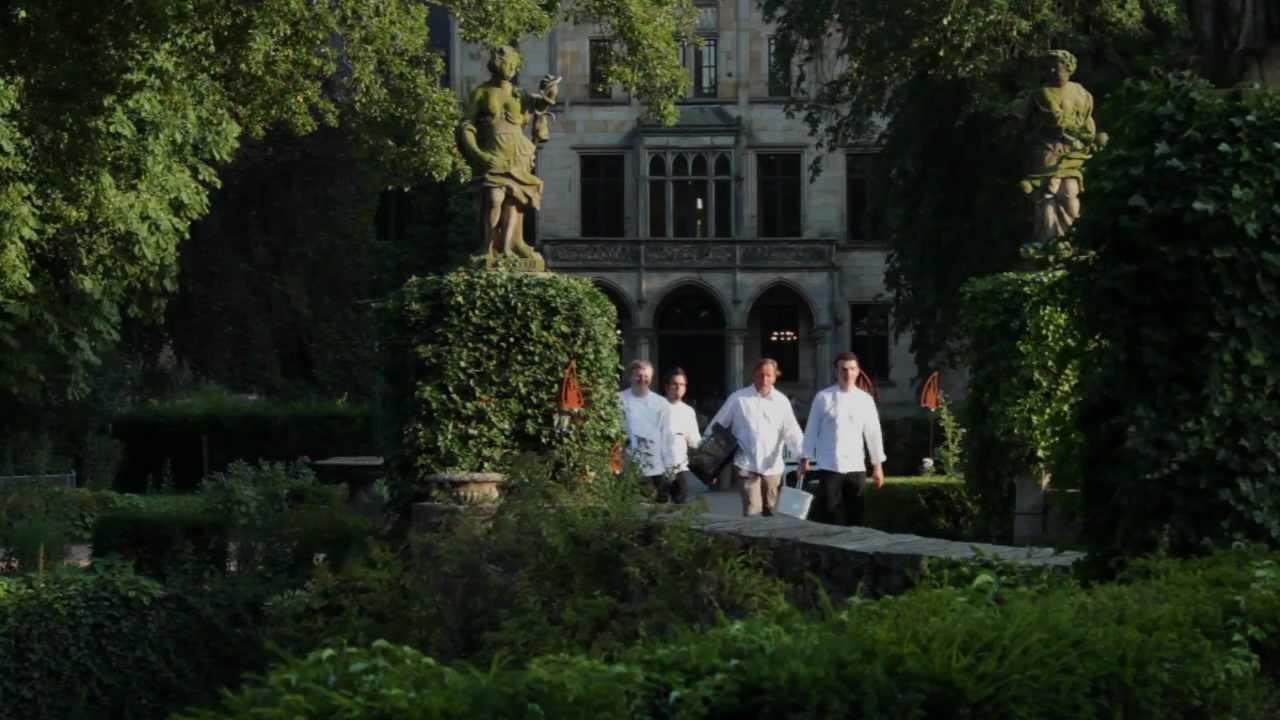 Der Küchengarten auf Schloss Ippenburg - Quelle der Inspiration ...