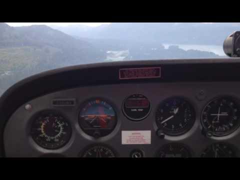 Landing in Seldovia Alaska
