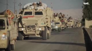 معركة الموصل: مداخلُ المدينة من المحور الشرقي تتهاوى