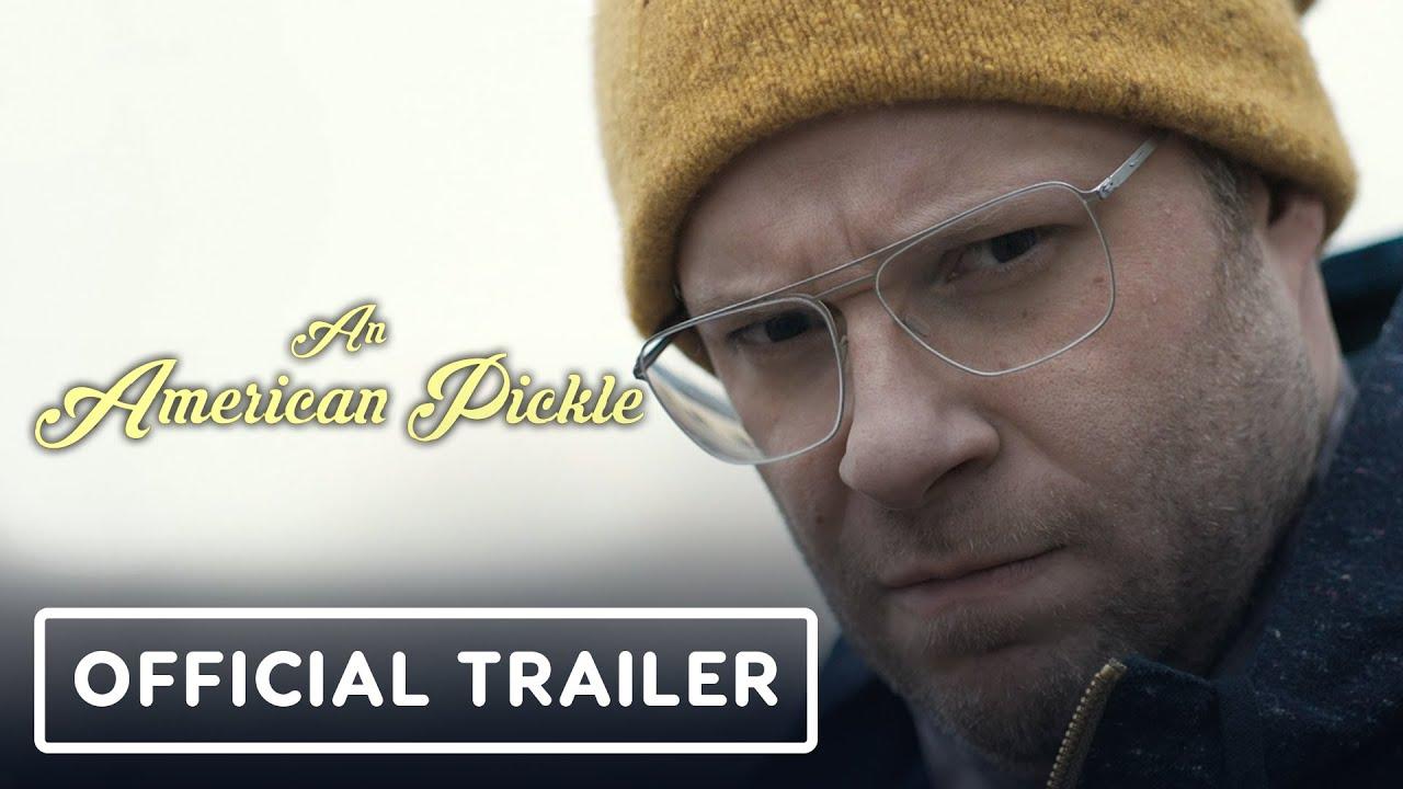 An American Pickle - Official Trailer (2020) Seth Rogan