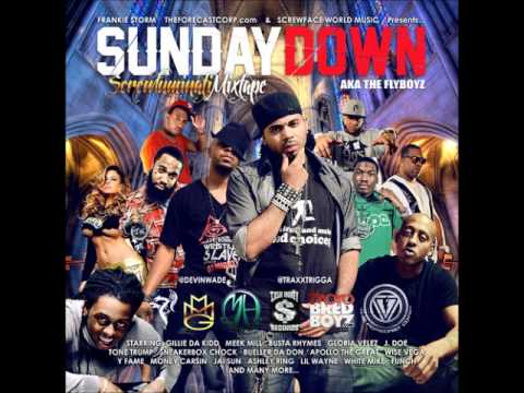 Sunday Down - Coke Dope Crack Smack feat Busta Rhymes & The FlyBoyz [Download Here] [High Quality]