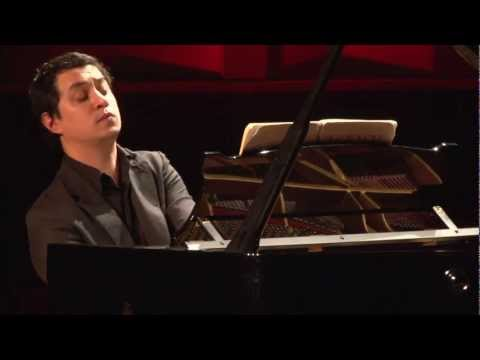 Alexander Gurning on Bach's Goldberg Variations