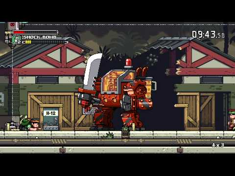 Mercenary Kings (PS4): Giant Bomb Quick Look