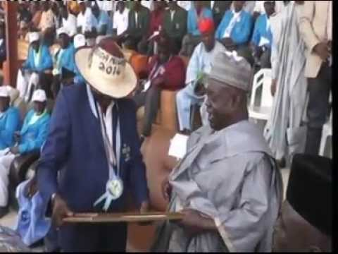 CLOSING CEREMONY OF THE 18TH EDITION OF ALL NIGERIA POLYTECHNIC GAMES NIPOGA BIDA 2014