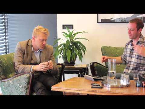 "Jón Gnarr Interview w/ Stephen Markley, ""Tales of Iceland"" [Rough, Uncut]"