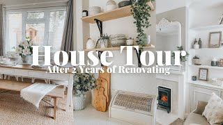 FULL HOUSE TOUR AFTER 2 YEARS OF RENOVATIONS | KATE MURNANE