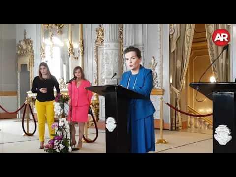 Christiana Figueres habla sobre financiamiento de su campaña