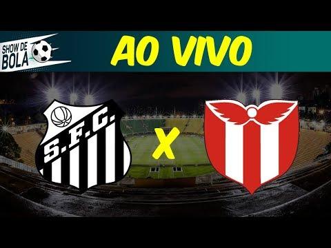 PÓS-JOGO: SANTOS x River Plate (URU) AO VIVO | Peixe ELIMINADO! | Show de Bola (26/02/19)