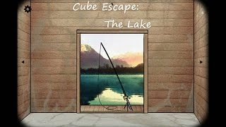 Cube Escape: The Lake Game Walkthrough