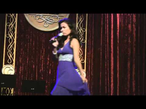 Queenie Navarro Performs Live at 2012 Kundirana Concert Gala and International Noble Awards
