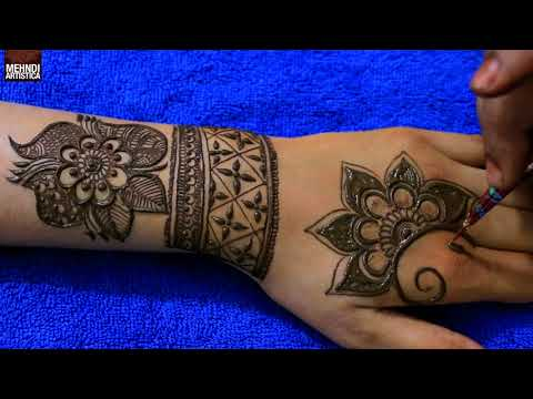 The Timeless Art of Henna Painting Mehndi