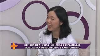 Entre ligação hemorróidas varizes e uma existe