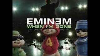 Download Eminem - When I'm Gone (Chipmunk version with lyrics) MP3 song and Music Video