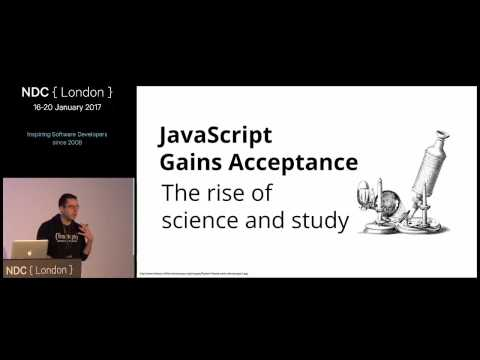The Victorian Age of JavaScript - Eric Brandes