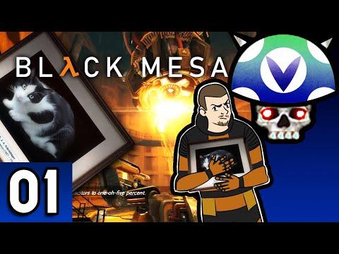 [Vinesauce] Joel - Black Mesa ( Part 1 )