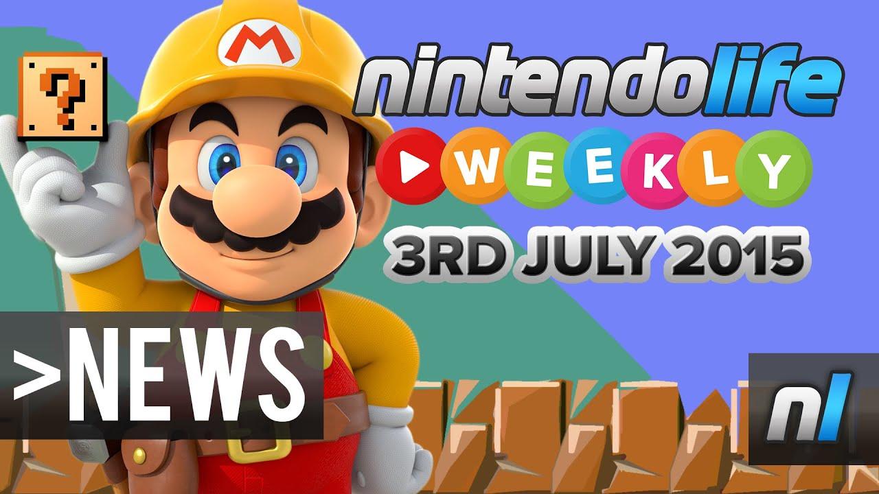 Nintendo Nx Release Date Rumour Super Mario Maker Offensive Content Nintendo Life Weekly 9