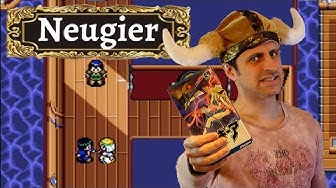 Neugier: The 20 minute Super Famicom action RPG - Ultra Healthy Video Game Nerd